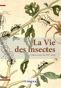 Vassili Avenarius - La Vie des insectes.