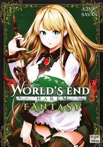 World's end harem Fantasy - Edition semi-couleur T03