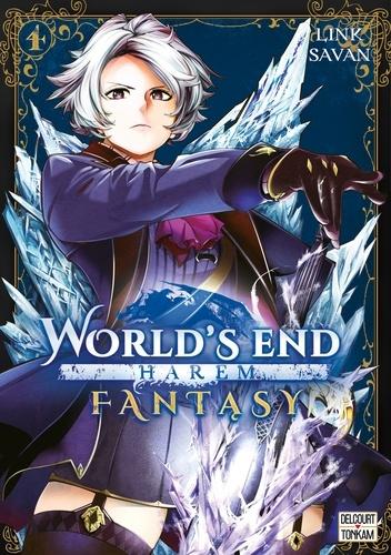 World's end harem Fantasy - Edition semi-couleur T04