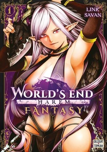 World's End Harem Fantasy Tome 1