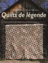 Linzee Kull MacCray - Quilts de légende - L'univers Moda.