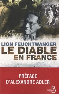 Lion Feuchtwanger - Le diable en France.