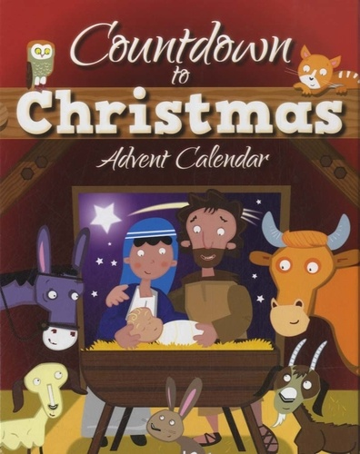 Lion Hudson - Countdown to Christmas Advent calendar.