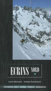 Lionel Allemand - Ecrins nord.