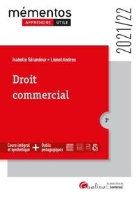 Lionel Andreu et Isabelle Sérandour - Droit commercial.