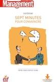 Lionel Bellenger - Sept minutes pour convaincre.