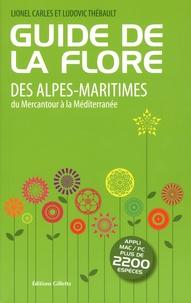 Histoiresdenlire.be Guide de la flore des Alpes-Maritimes - Du Mercantour à la Méditerranée Image