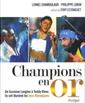 Lionel Chamoulaud et Philippe Lorin - Champions en or.