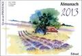 Lionel Clergeaud - Almanach 2013 Un an en Provence.
