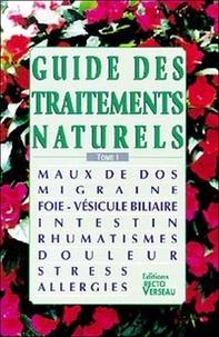 Rhonealpesinfo.fr Guide des traitements naturels - T.1 Image