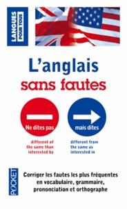 Lionel Dahan - L'anglais sans fautes.
