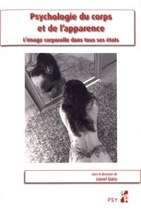 Lionel Dany - Psychologie du corps et de l'apparence - L'image corporelle dans tous ses états.