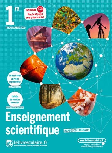 Lionel Douthe et Baptiste Fray - Enseignement scientifique 1re - Manuel collaboratif.