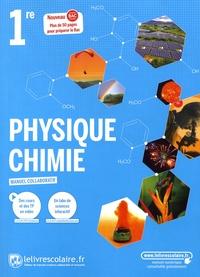 Télécharger des livres d'Amazon au coin Physique-Chimie 1re PDB ePub CHM par Lionel Douthe, Baptiste Fray 9782377601448
