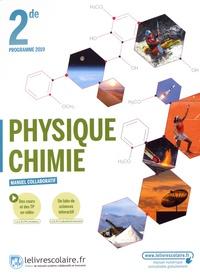Lionel Douthe et Baptiste Fray - Physique-Chimie 2de - Manuel de l'élève.