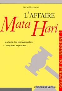 Histoiresdenlire.be L'affaire Mata Hari Image