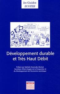 Lionel Estace et Jacques Kimpe - Développement durable et très haut débit.