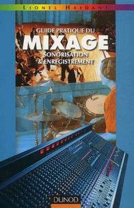 Deedr.fr Guide pratique du mixage. Sonorisation et enregistrement Image