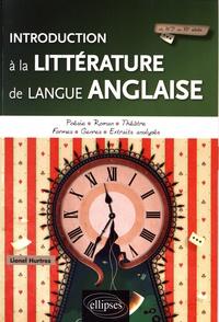 Lionel Hurtrez - Introduction à la littérature de langue anglaise.