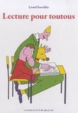 Lionel Koechlin - Lecture pour toutous.