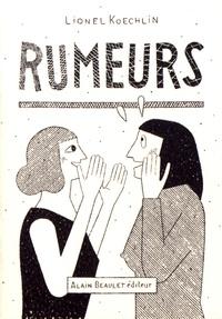 Lionel Koechlin - Rumeurs.