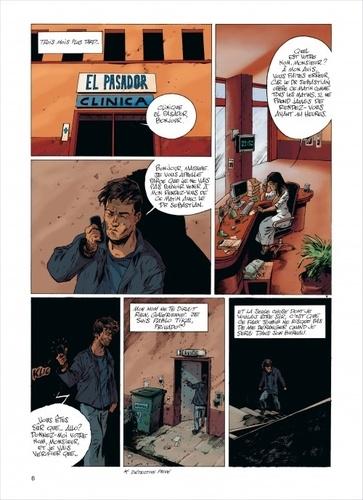 Agence Interpol Tome 1 Mexico. La Muerte