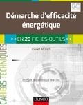 Lionel Münch - Démarche d'efficacité énergétique en 20 fiches-outils.