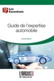 Lionel Namin - Guide de l'expertise automobile.