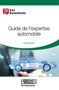 Histoiresdenlire.be Guide de l'expertise automobile Image