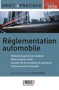 Réglementation automobile - Lionel Namin |