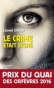 Le crime était signé.pdf
