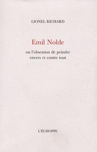 Galabria.be Emil Nolde - Ou l'obsession de peindre envers et contre tout Image