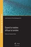 Lionel Simonot et Pierre Boulenguez - Quand la matière diffuse la lumière.