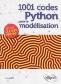 Checkpointfrance.fr 1001 codes python pour la modélisation - Spécial Prépas Image