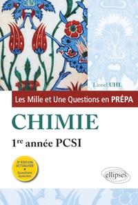 Deedr.fr Les Mille et Une questions de la chimie en prépa 1re année PCSI Image