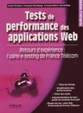 Lionel Verlaine et Françoise Hardange - Tests de performance des applications Web.