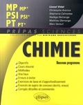 Lionel Vidal - Chimie MP/MP* PSI/PSI* PT/PT*.