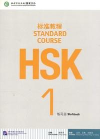 Liping Jiang - Standard Course HSK 1 - Workbook. 1 CD audio MP3