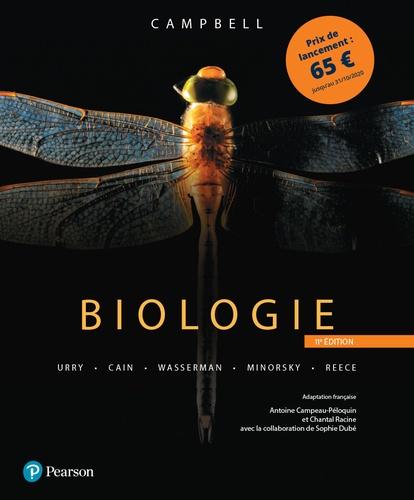 Biologie. Campbell 11e édition