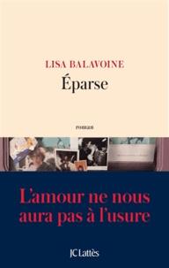 Lisa Balavoine - Éparse.
