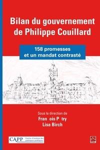 Lisa Birch et  François Pétry - Bilan du gouvernement de Philippe Couillard : 158 promesses et un mandat contrasté.