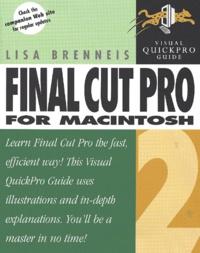 Final Cut Pro for Macintosh - Lisa Brenneis   Showmesound.org