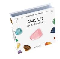 Histoiresdenlire.be Amour - Quartz rose. Avec 1 livret de 16 pages et 1 pierre quartz rose Image