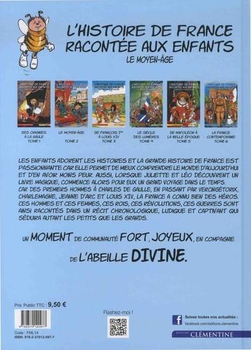 L'histoire de France racontée aux enfants Tome 2 Le Moyen-Age