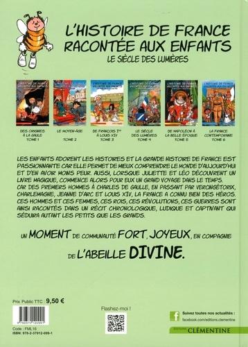 L'histoire de France racontée aux enfants Tome 4 Le siècle des Lumières