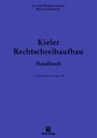 Lisa Dummer-Smoch et Renate Hackethal - Kieler Rechtschreibaufbau / Einzeltitel. Handbuch - Handbuch.