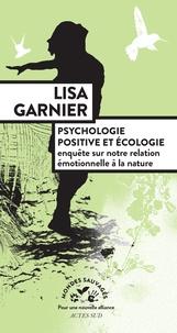 Deedr.fr Psychologie positive et écologie - Enquête sur notre relation émotionnelle à la nature Image