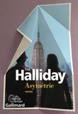 Lisa Halliday - Asymétrie.