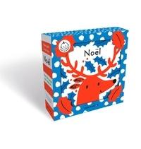 Lisa Jones et Edward Underwood - Noël - Mon petit livre tissu.