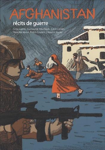 Lisa Lugrin - Afghanistan - Récits de guerre.